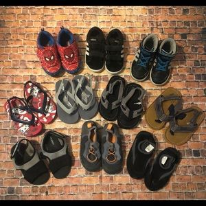Other - Bundle of 10 Boys Shoes